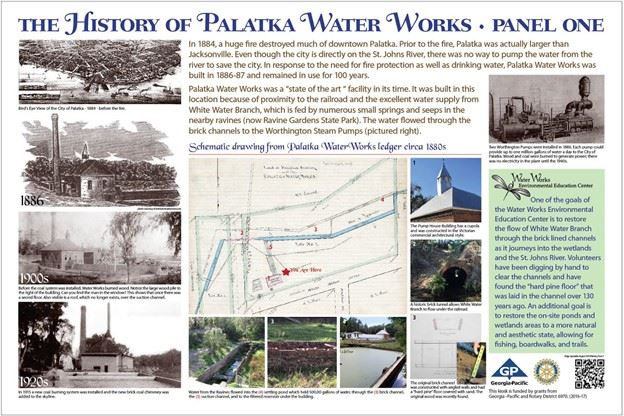 history of water works - available on history page 1